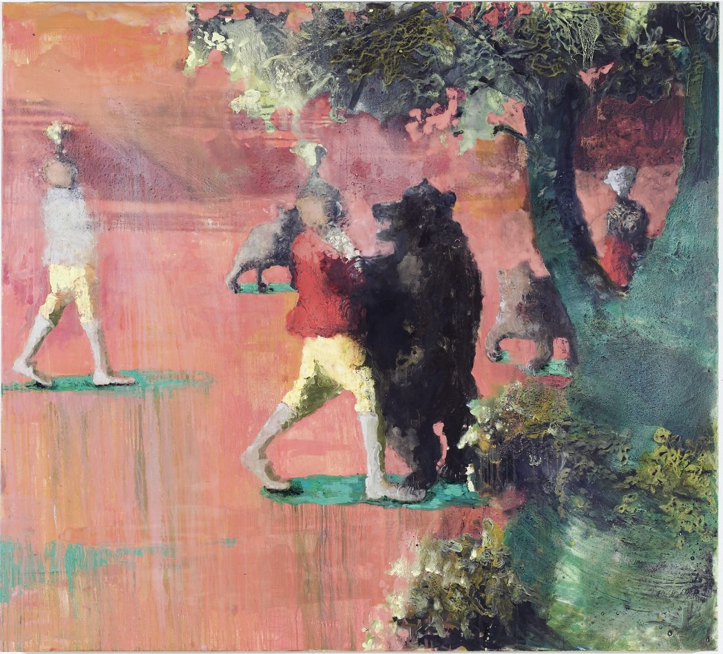 Highway Gamblers_2009_190x210cm_oil on canvas (2)