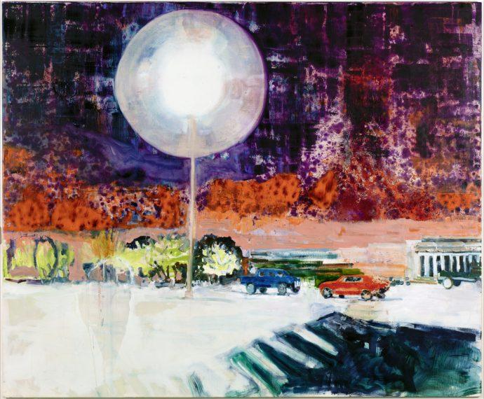 Midnight folk (2)_2108_öl-auf-leinwnd auf holz-190x230cm